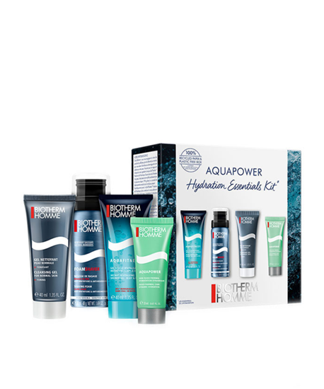 Picture of AQUAPOWER HYDRATION ESSENTIALS KIT FOR MEN