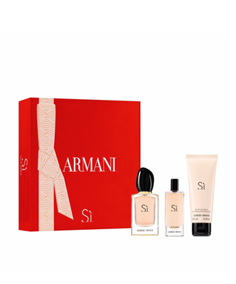 Picture of SÌ EAU DE PARFUM SPRING  SET