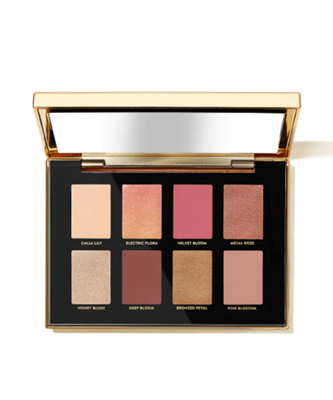 Picture of LUXE METAL ROSE EYE SHADOW PALETTE