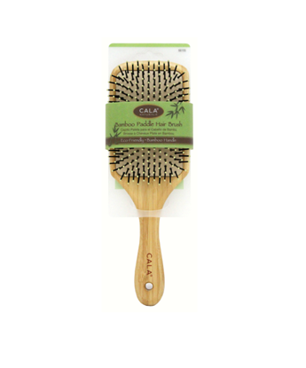 Picture of BAMBOO PADDLE HAIR BRUSH