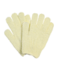 Picture of EXFOLIATING SHOWER GLOVES -CREAM