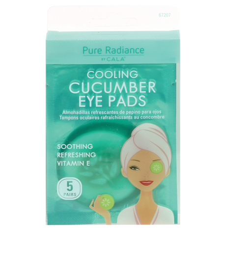 Picture of COOLING CUCUMBER EYE PADS