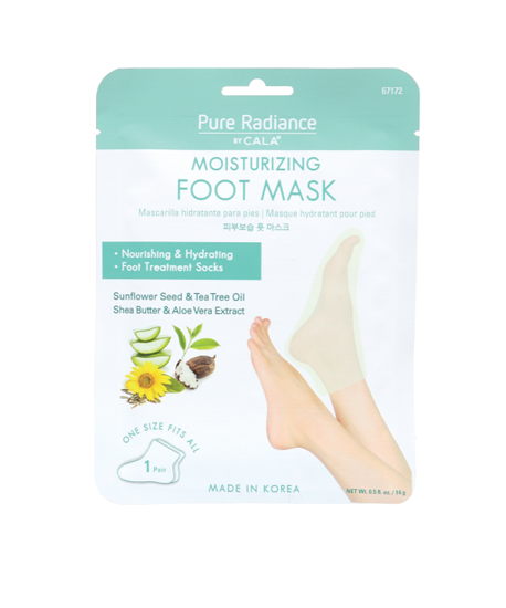 Picture of MOISTURIZING FOOT MASKS