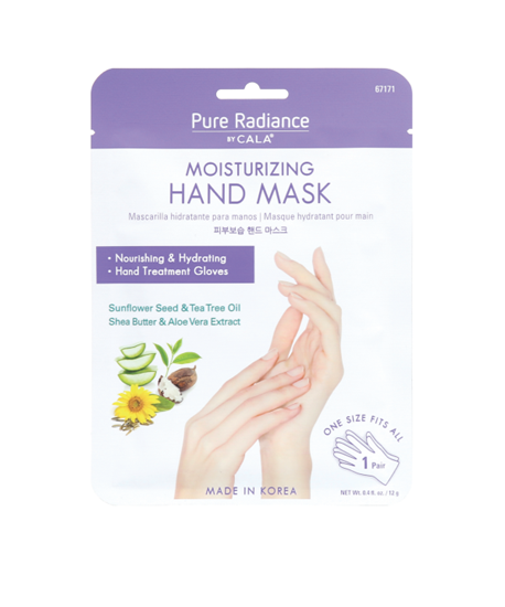 Picture of MOISTURIZING HAND MASKS
