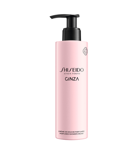 Picture of GINZA PERFUMED SHOWER CREAM 200ML