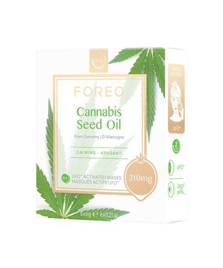 Picture of UFO™ activated mask Cannabis Seed Oil
