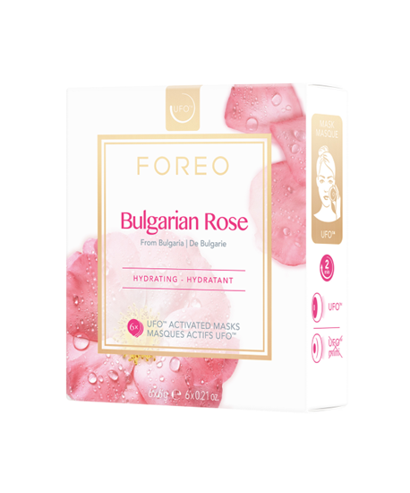 Picture of UFO™ activated mask Bulgarian Rose