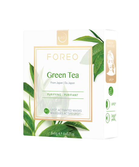 Picture of UFO™ activated mask Green Tea