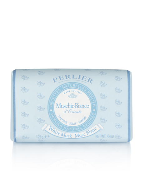 Picture of WHITE MUSK BAR SOAP