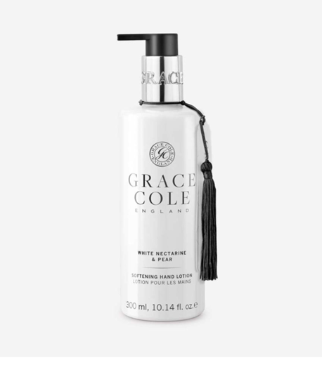 Picture of WHITE NECTARINE & PEAR SOFTENING HAND LOTION