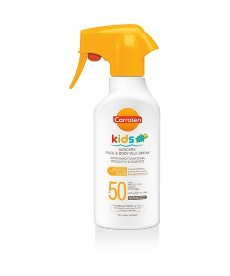 Picture of KIDS SUN PROTECTION TRIGGER SPRAY SPF50 300ML