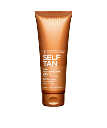 Picture of SELF-TANNING INSTANT GEL 125ML