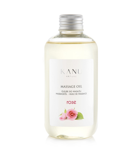 Picture of MASSAGE OIL ROSE 200ML