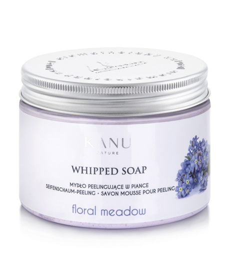 Picture of WHIPPED SOAP FLORAL MEADOW 180g