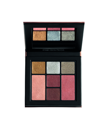 Picture of CRUISE COLLECTION 21 TRIBAL QUEEN FACE & EYES PALETTE