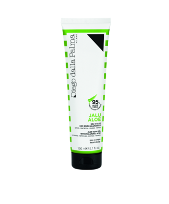 Picture of ALOE VERA GEL WITH HYALURONIC ACID FACE & BODY 150ML