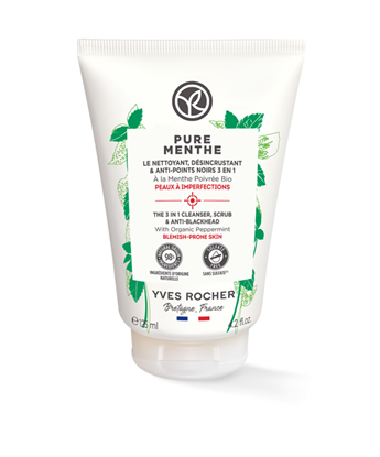 Picture of Pure Menthe 3 in 1 Cleanser
