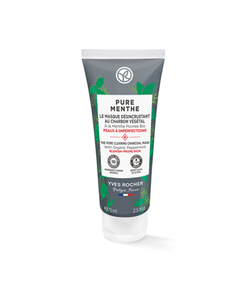 Picture of Pure Menthe Charcoal Mask