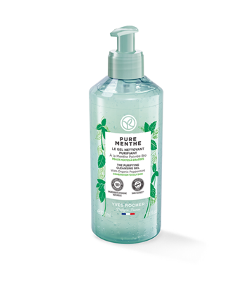 Picture of Pure Menthe Purifying Cleansing Gel 390ml
