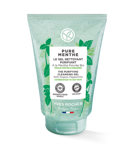 Picture of Pure Menthe Purifying Cleansing Gel 125ml