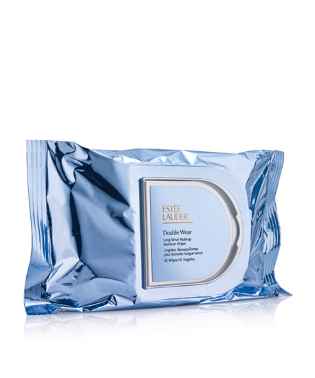 Picture of Double Wear Long-Wear Makeup Remover Wipes