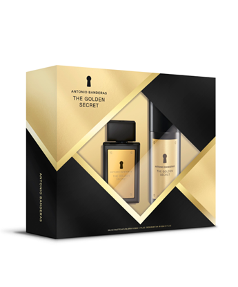 Picture of The Golden Secret Set (EDT 50ml+Deo Spray 150ml)