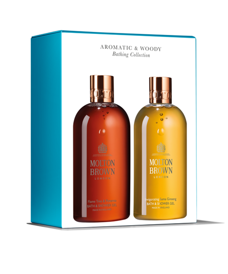 Picture of Aromatic & Woody Bathing Gift Set