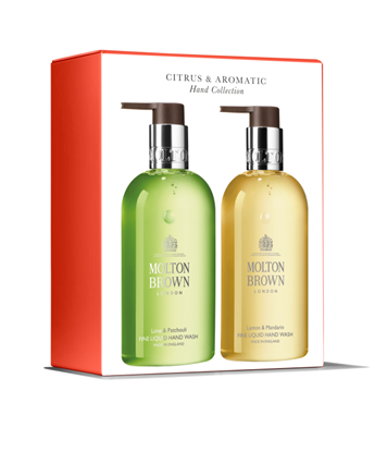 Picture of Citrus & Aromatic Hand Gift Set