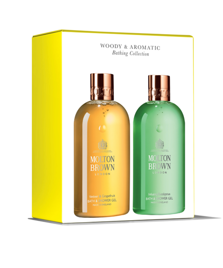 Picture of Woody & Aromatic Bathing Gift Set