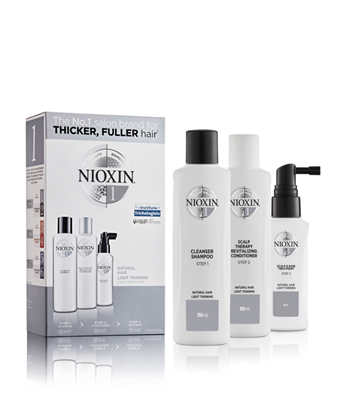 Picture of NIOXIN System 1 Trial Kit
