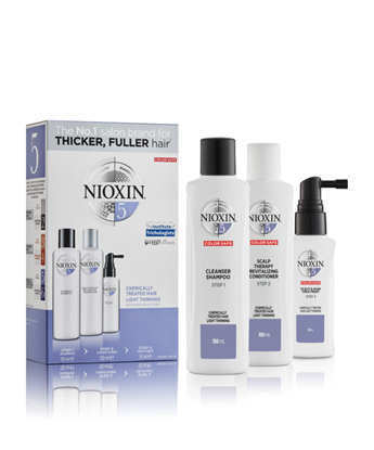 Picture of NIOXIN System 5 Trial Kit
